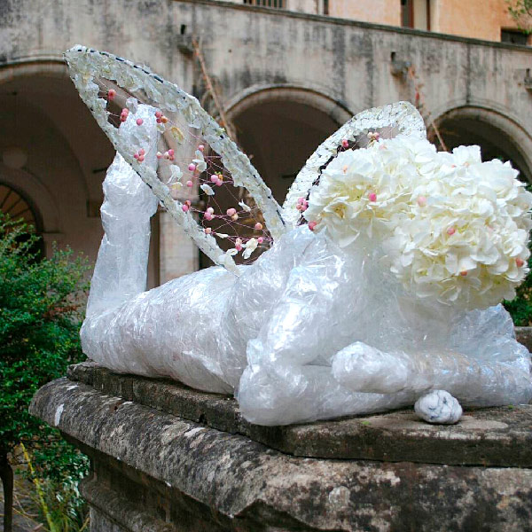 Ботанический сад МГУ. Совместный проект «Scuola Event Fiori»